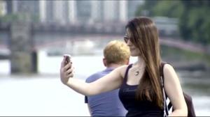 London gallery showcases selfie exhibit