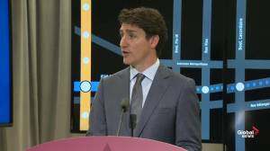 Trudeau says Canada looking at Indigenous ownership of Trans Mountain 'in measured way'