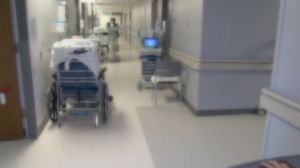 Overcrowding patients impacting Ontario hospitals