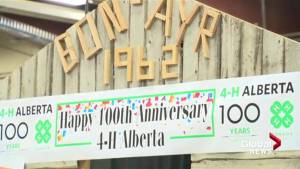 4H celebrates 100 years of service in southern Alberta