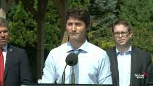 Justin Trudeau: What we did over the past year wasn't good enough, but I can't apologize