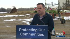 Jason Kenney unveils plan to fight rural crime