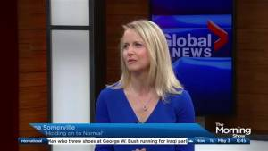 Alana Somerville on surviving cancer