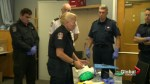 EXCLUSIVE: Behind-the-scenes look at Toronto Fire Services' naloxone training sessions