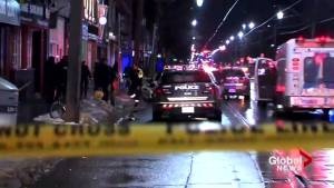 Deadly shooting outside a downtown Toronto night club