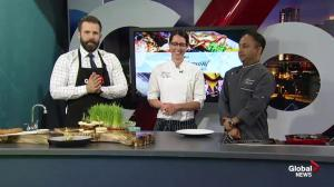 In the Global Kitchen with Fairmont Hotel Macdonald