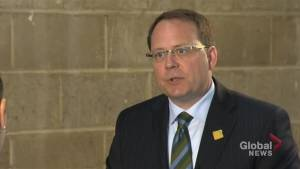 Mike Schreiner discusses Green Party's vision for Ontario