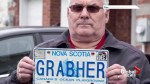 'Grabher' licence plate not dangerous, former sex researcher tells N.S. court