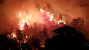 California wildfires continue to grow as new fire begins