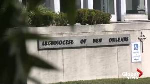 Dozens of allegedly abusive catholic priests in New Orleans have their names released