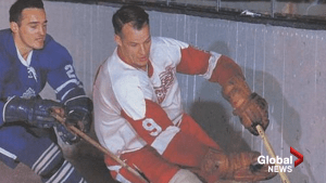 Hockey legend Gordie Howe dead at 88