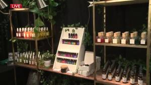 Natural beauty products, kitchen tools available at Butterdome Craft Sale