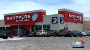 Many Shoppers Drug Mart locations across Alberta will no longer be open 24 hours