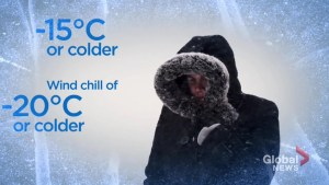Toronto under extreme cold weather alert ahead of big temperature drop Sunday