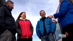 Good Samaritans help fellow Calgary Transit passenger suffering a stroke