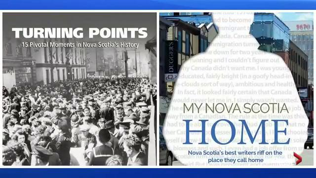Macintyre Purcell Publishing launches two books with a focus on Nova Scotia