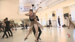 New Tragically Hip ballet a 'really powerful' way for dancers to learn about Canada