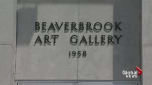 Strong response prompts Beaverbrook Art Gallery to increase fundraising goal