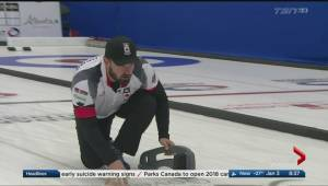 Mixed Doubles Olympic Trials: Jeff Stoughton