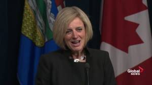 Notley to Trudeau: We are past the point of justifying the need for Edmonton area to be included in new EI rules
