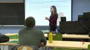 Durham College growing cannabis program
