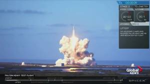 SpaceX conducts successful test launch of world's most powerful rocket, the Falcon Heavy