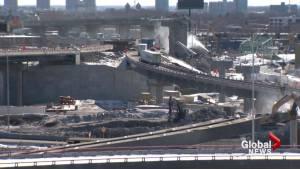 Weekend road closures expected to wreak havoc in Montreal