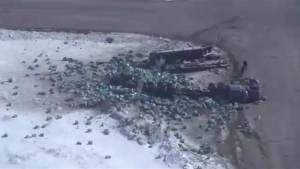 At least 15 killed in Humboldt Broncos bus crash