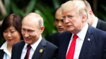 Trump says Putin summit 'easiest' part of Europe tour ahead of meeting with NATO leaders