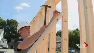 Uxbridge teen raises almost $125K to give low income family a home