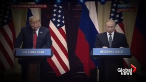 Russian media sees Trump-Putin summit in Helsinki as a heartening step forward
