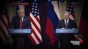 Russian media sees Trump-Putin summit in Helsinki as a heartening step forward