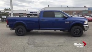 Calgary couple's truck stolen twice in one day