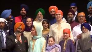 Trudeau addresses Sikh separatism during Golden Temple visit