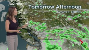 B.C. evening weather forecast: May 24
