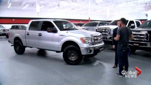 Man who stole truck to help Las Vegas shooting victims receives new truck for heroics