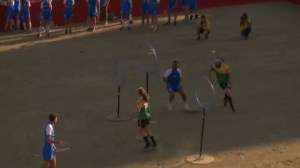 Quidditch World Cup takes to the air in Italy as Muggles play popular Harry Potter sport