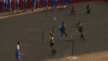 979662af Quidditch World Cup takes to the air in Italy as Muggles play popular Harry  Potter sport