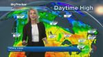 Global News Regina June 27 Weather