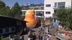 Mayor of London says 'Trump baby' protest blimp can fly