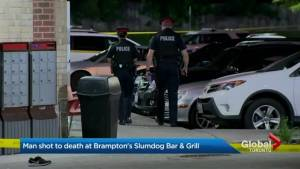 Peel police searching for suspects in Brampton shooting
