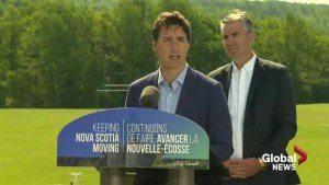 Trudeau announces funding for N.S. highway twinning project