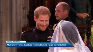 Royal Wedding: Prince Harry marries Meghan Markle