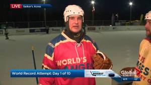 Guinness World Records sets new criteria for World's Longest Hockey Game east of Edmonton