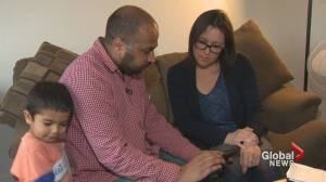Family faces hospital troubles (02:27)