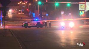 Man dead in Edmonton police shooting