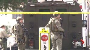 Hostage situation at veterans home in California