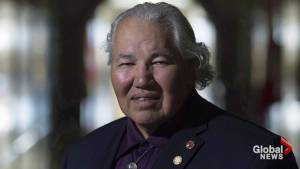 LISTEN: Sen. Murray Sinclair responds to Beyak's comments about residential schools