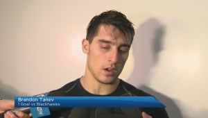 Winnipeg Jets Post Game Reaction – Dec. 11