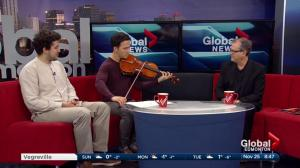 Edmonton's Winspear Centre gears up for holiday season